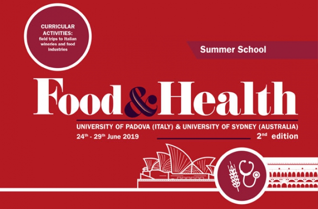 Collegamento a Summer School 'Food and Health'